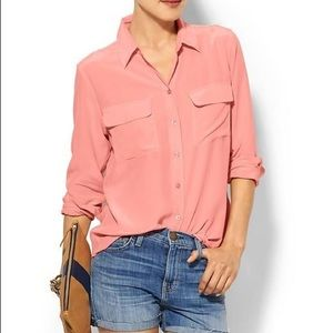 Equipment Femme Button Down